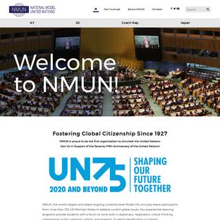 National Model United Nations