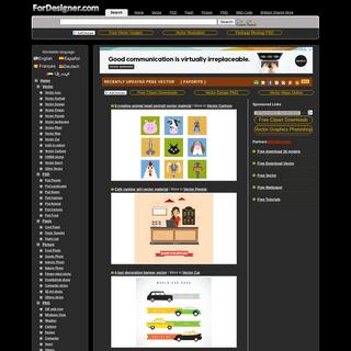 Download Free Vector,PSD,FLASH,JPG--www.fordesigner.com
