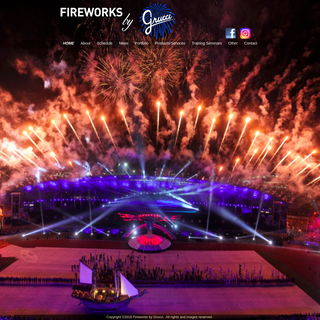 Fireworks By Grucci