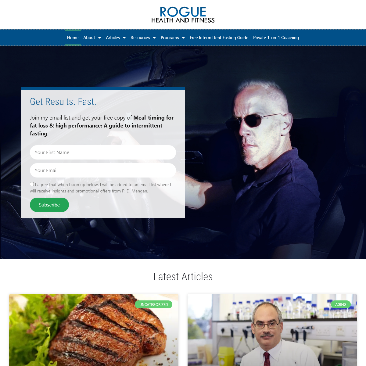 Rogue Health and Fitness