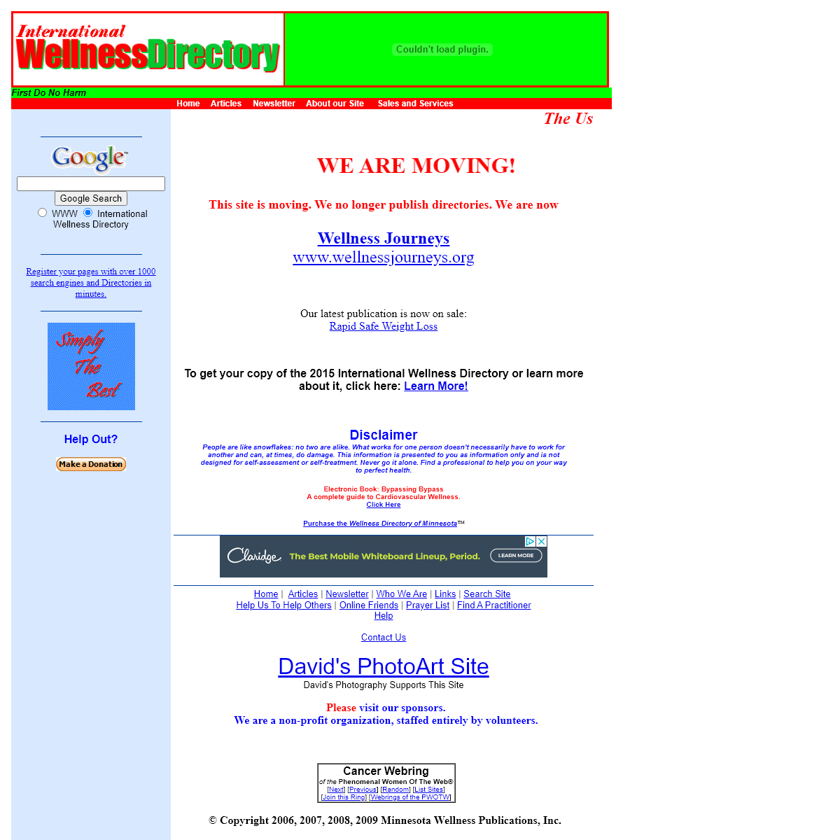 International Wellness Directory