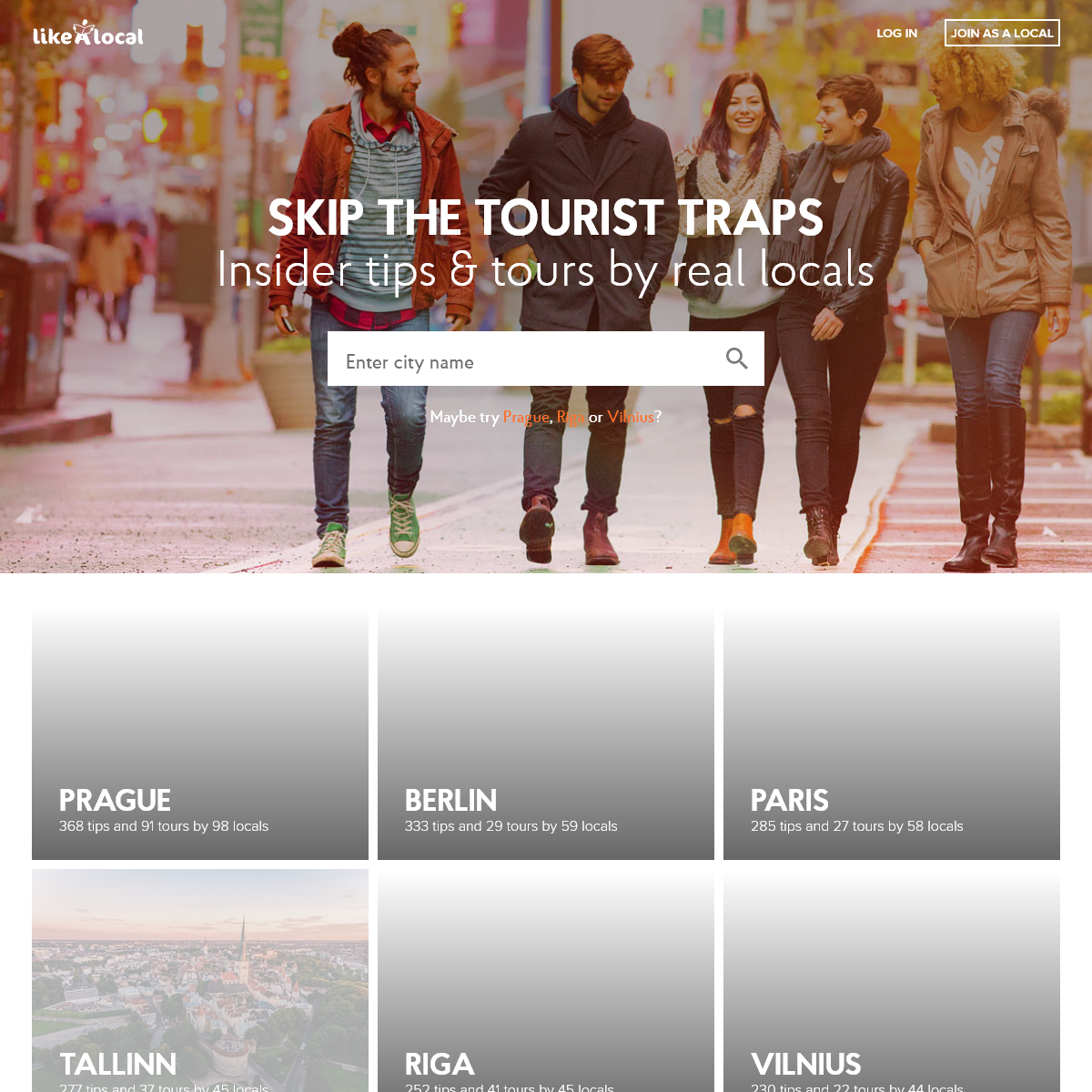 Travel Tips From Real Locals - Like A Local City Guide