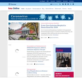 kma Online – Wissen für Entscheider