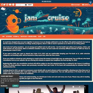 Jam Cruise 18 - Jam Cruise