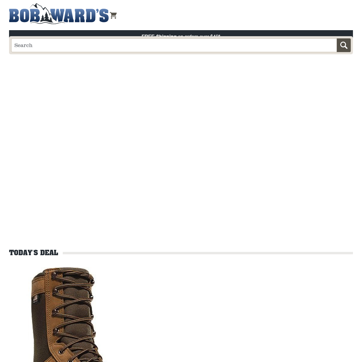Bob Ward`s - Top Brand Outdoor Gear & Clothing - Camping, Hiking, Shoes, Hunting & Fishing