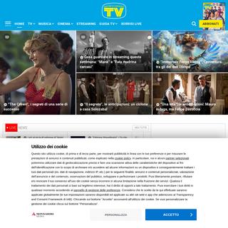 TV Sorrisi e Canzoni- televisione, musica e cinema