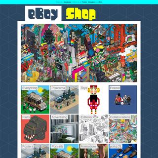 eBoy ★ Welcome
