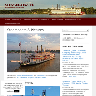 Steamboating the Rivers - Steamboats.org