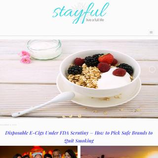 A complete backup of stayful.com