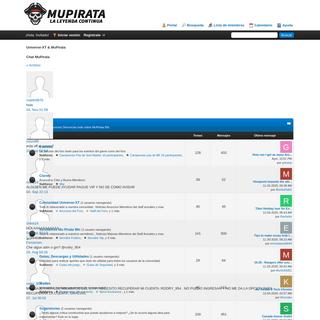 Universe-XT & MuPirata