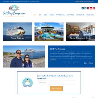 EatSleepCruise.com - Cruise Reviews, Deals, Port Information & Advice