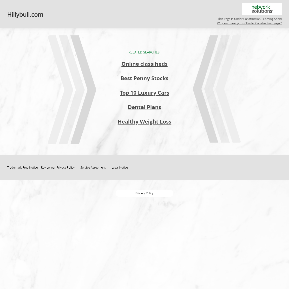 Hillybull.com