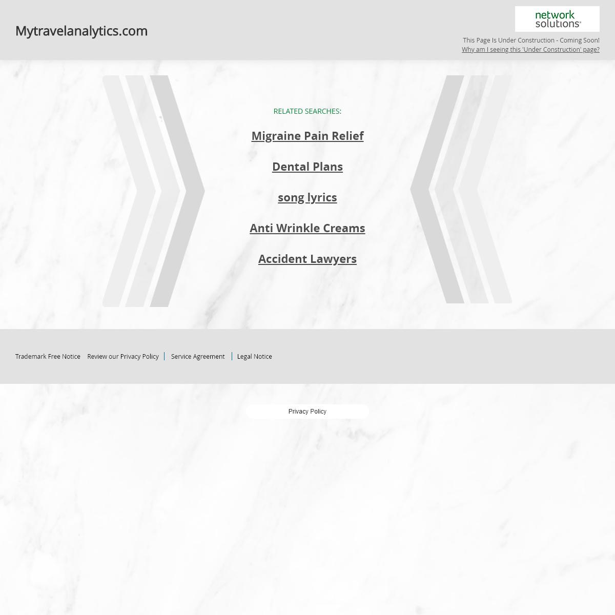 Mytravelanalytics.com