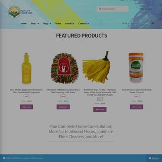 Home - Champion Supplies, Inc