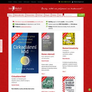Knihy, které vás připraví na budoucnost - Jan Melvil Publishing