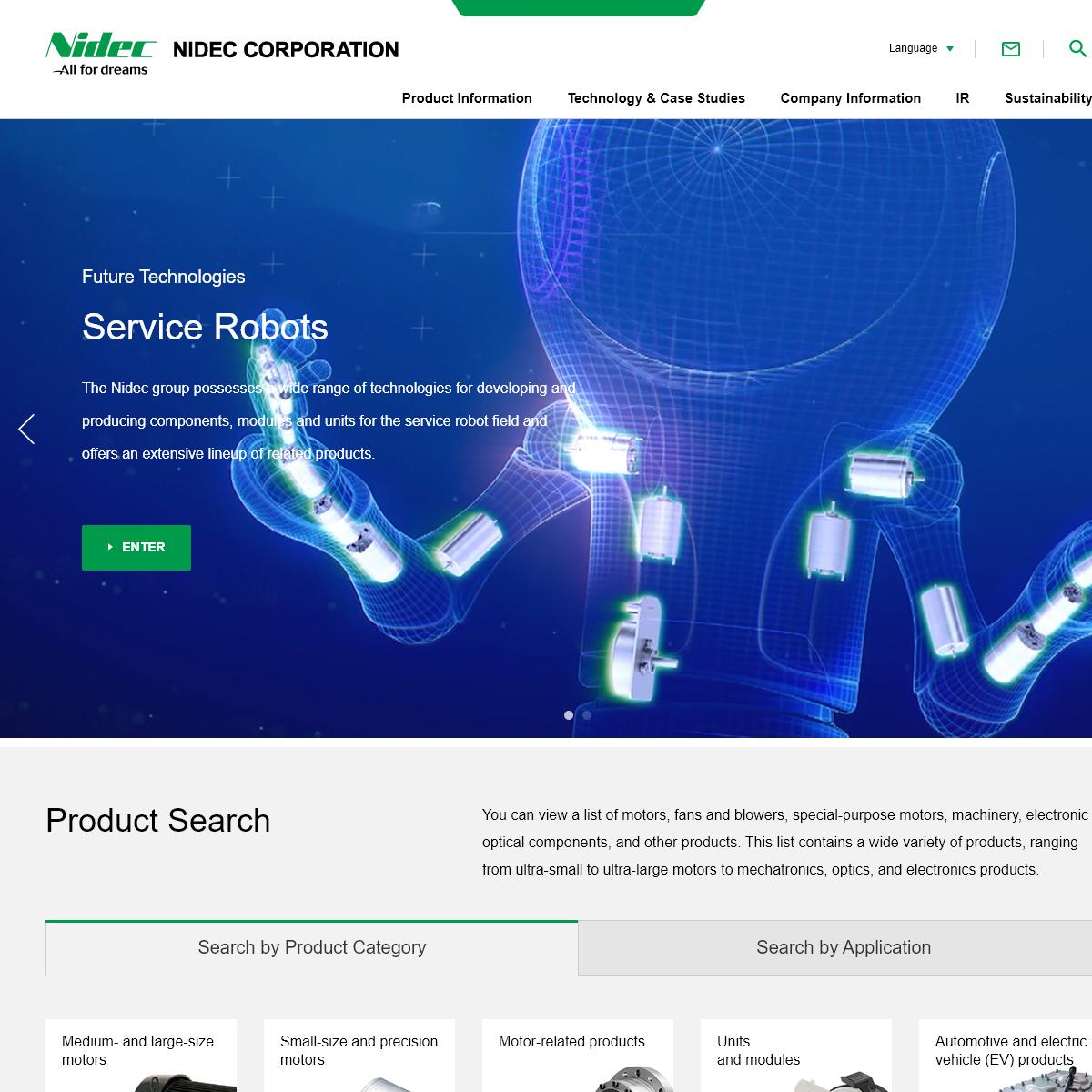 Nidec Corporation - Nidec Corporation