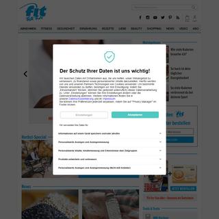 A complete backup of www.www.fitforfun.de