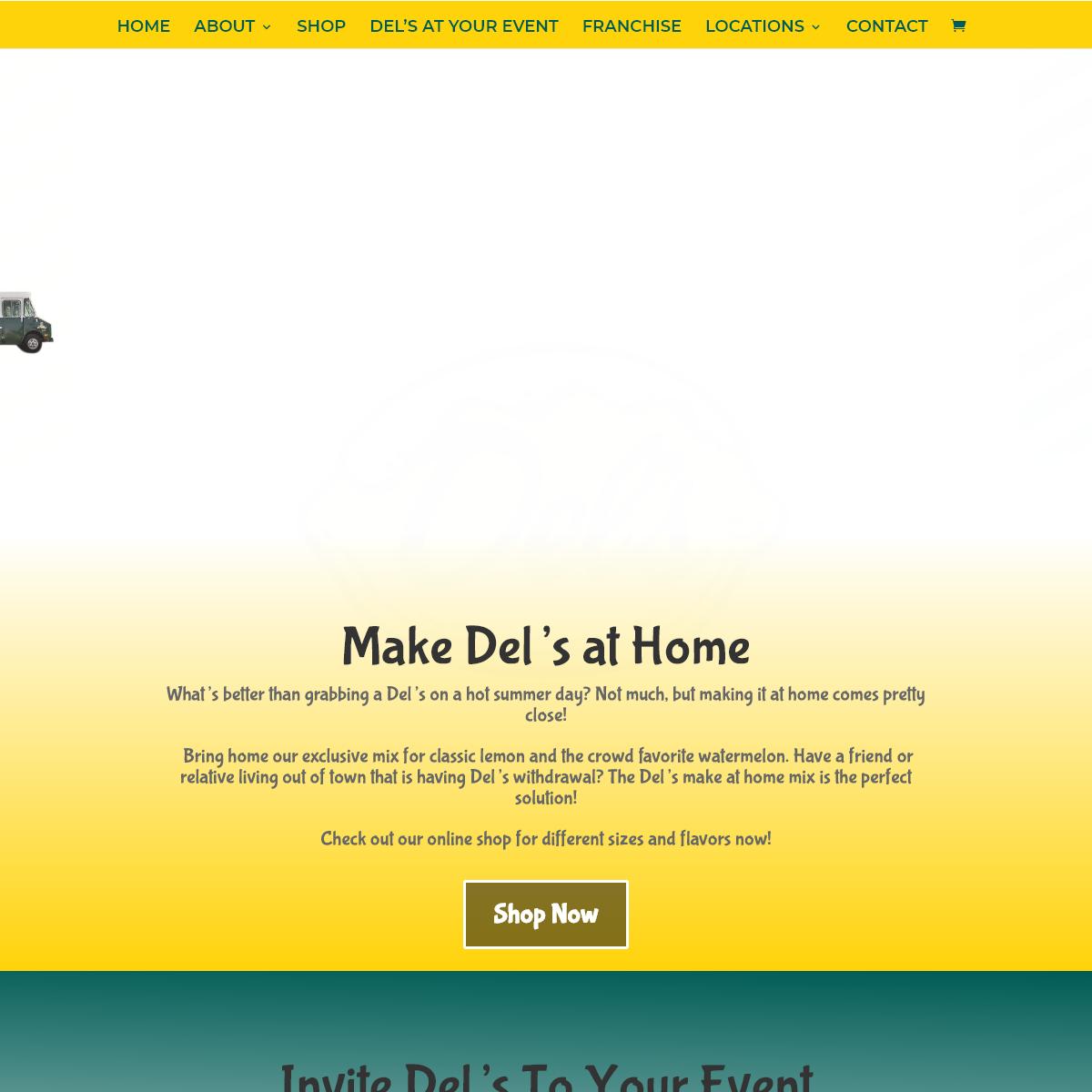 Del`s Lemonade Home - Del`s