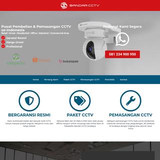 Bandar CCTV Surabaya - Pusat CCTV Termurah Dengan Kualitas No.1