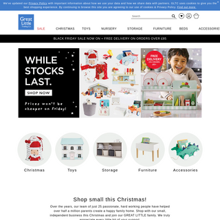 Great Little Trading Co. - Children's Storage, Furniture & Toys