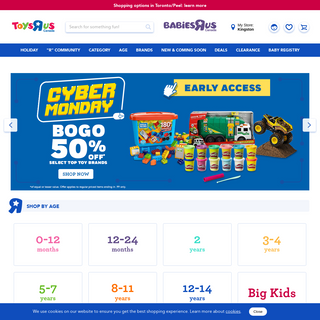 Toys Store For All Your Toy Needs - Toys R Us Canada
