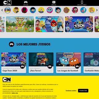 Cartoon Network - Juegos Gratis, Vídeos y Descargas de los dibujos de TV
