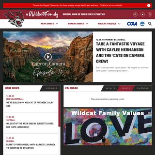 Chico State Athletics - Official Athletics Website