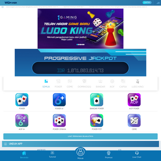 Kartu Poker Online Galaxy Terbaik Indonesia - WdPoker