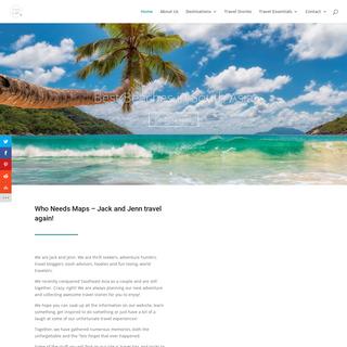 Who Needs Maps - Travel Blog