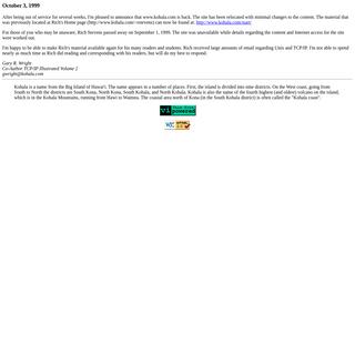 Kohala Software- Home Page