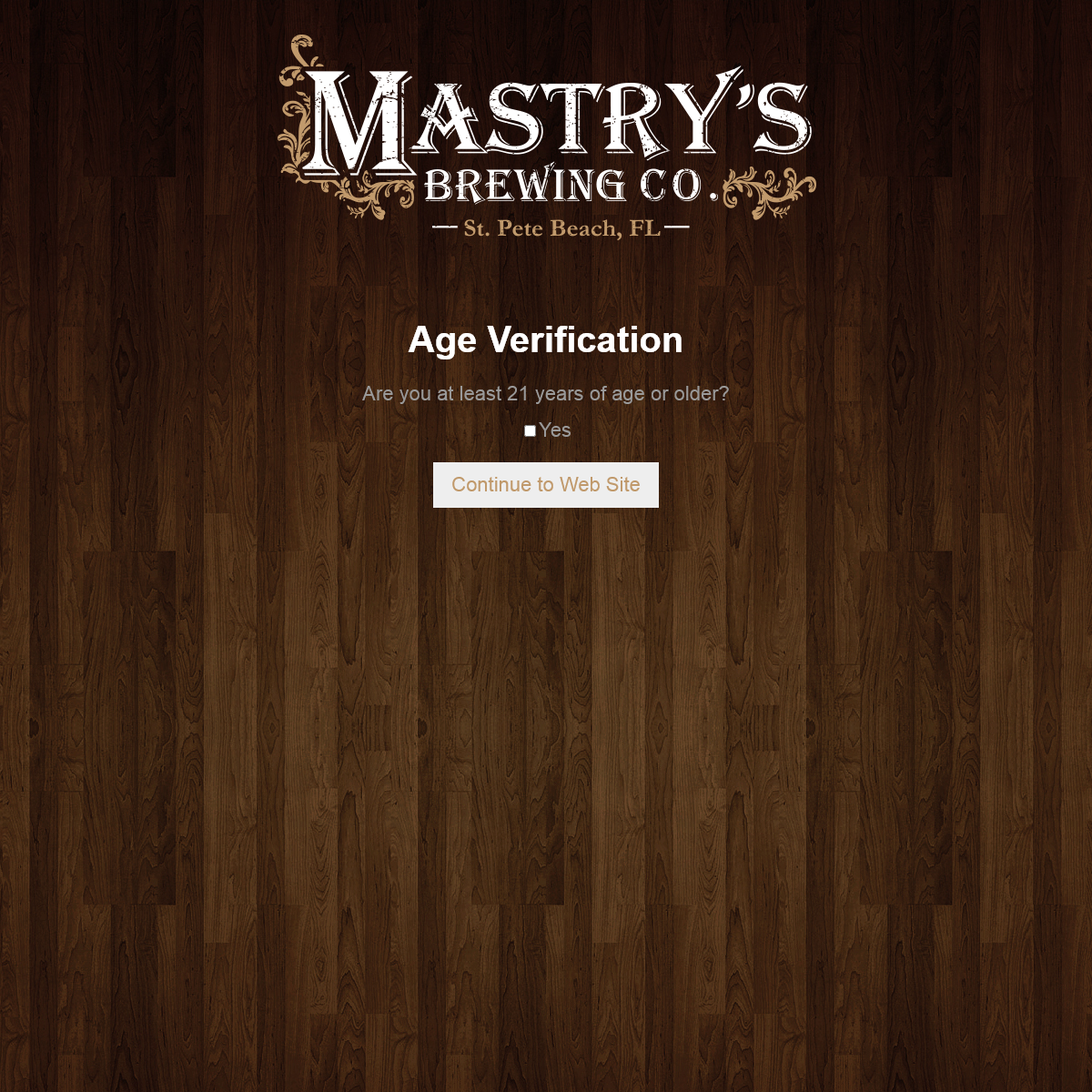Mastry`s Brewing Co.