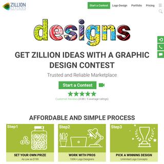 Company Logo Design - Start a Logo Design Contest Now - ZillionDesigns