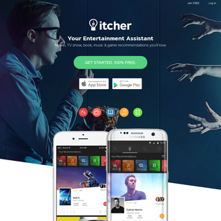 itcher™ - Your Entertainment Assistant