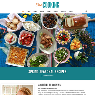 Hilah Cooking - Internet Cooking Show