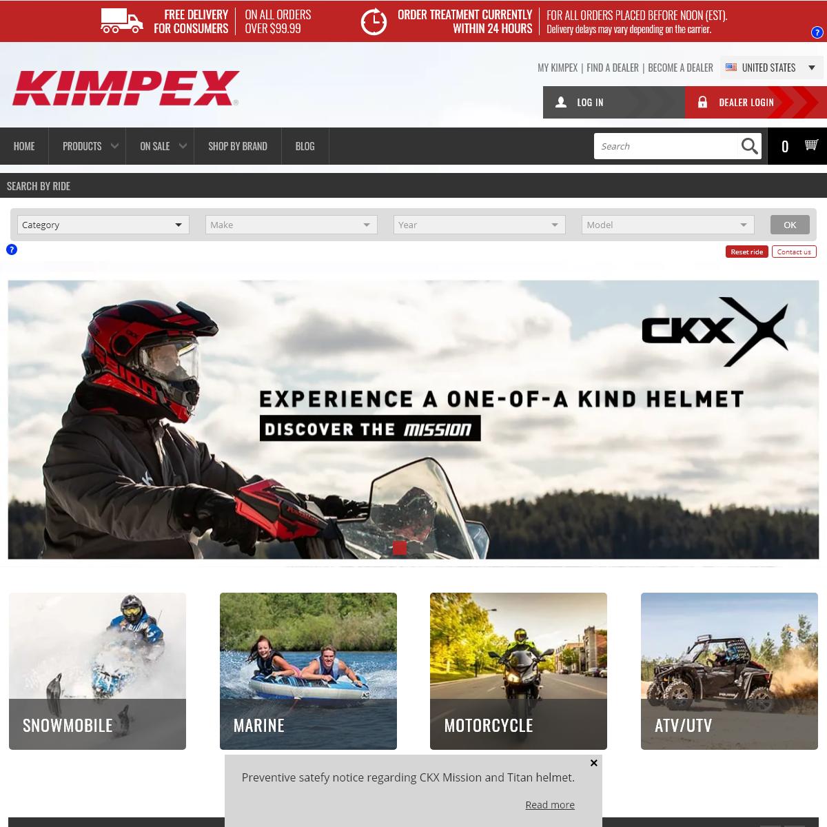 Kimpex USA