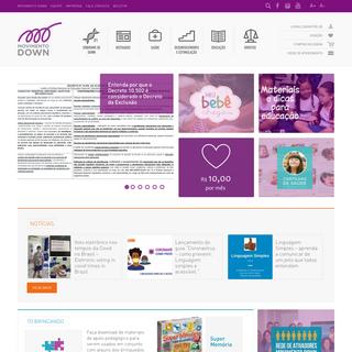 Movimento Down - Informação e qualidade de vida para pessoas com síndrome de Down