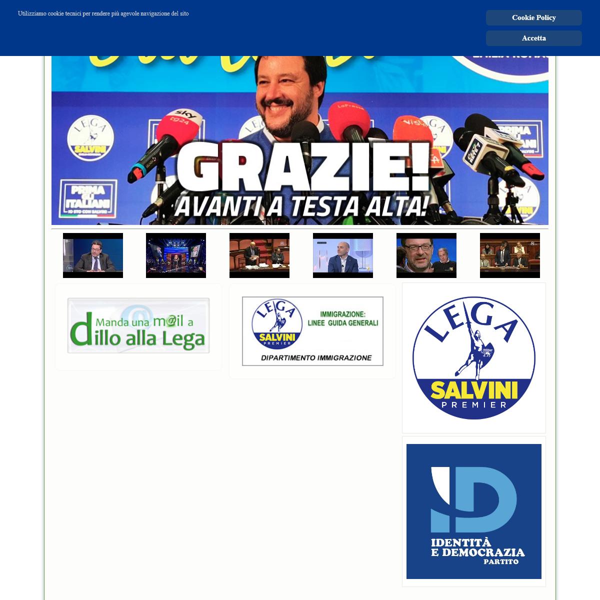 Home - Lega Nord