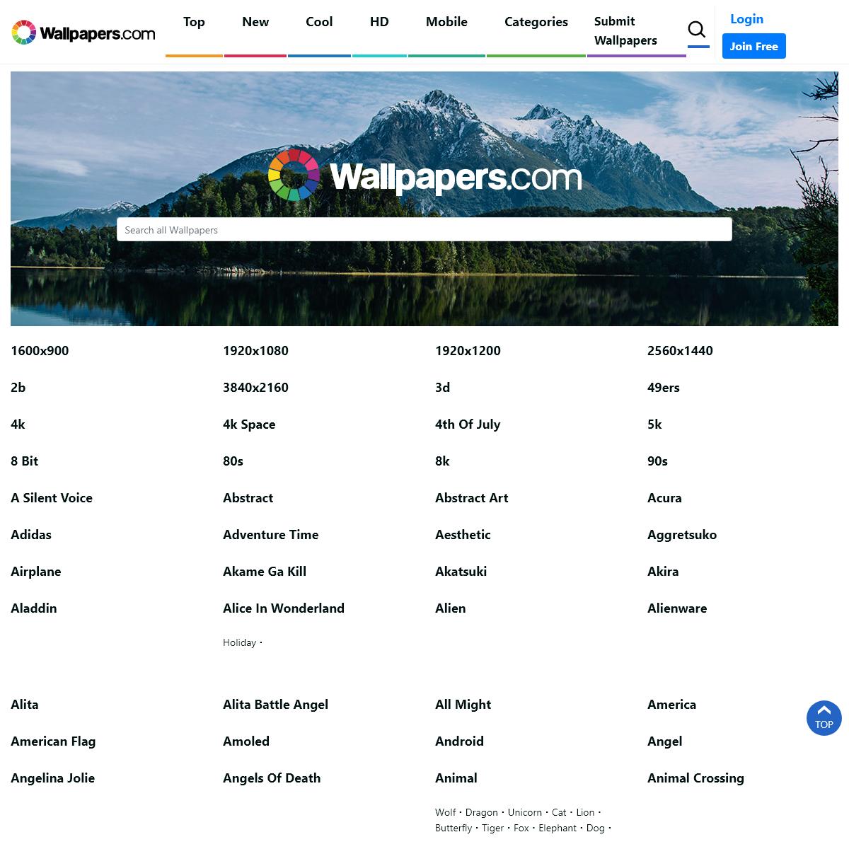 Wallpapers.com - 40,000+ Free HD Wallpapers for Desktop & Mobiles