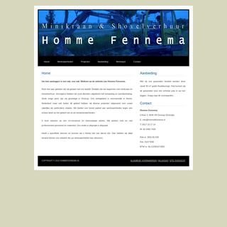 Home - Homme Fennema