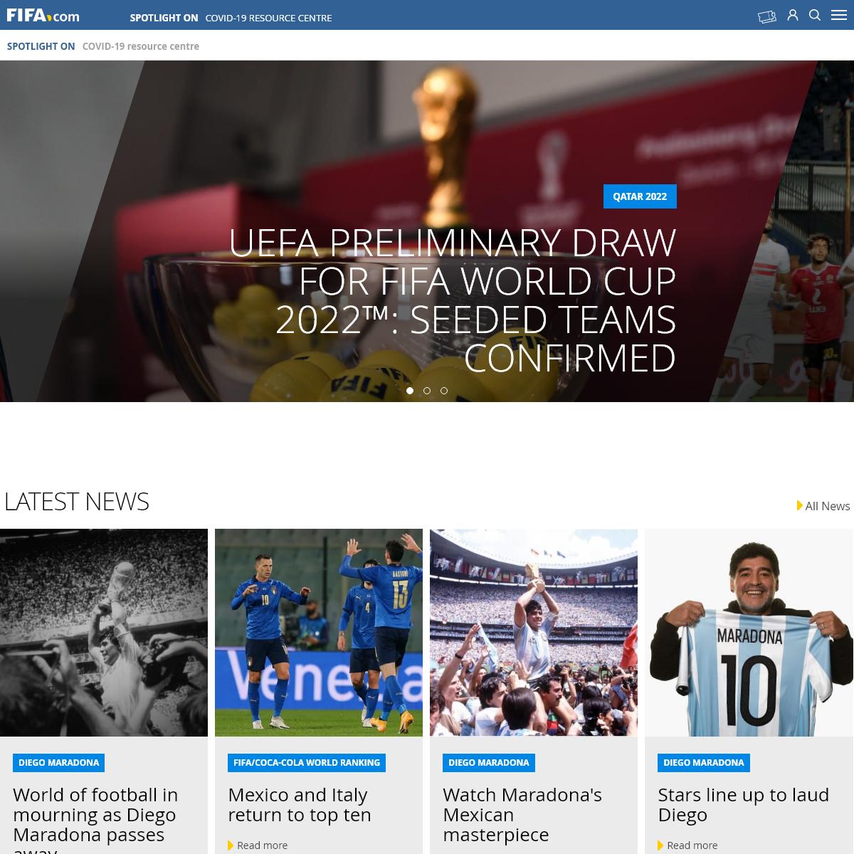 FIFA - FIFA.com