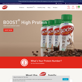 Home - BOOST®