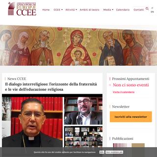 Consiglio Conferenze Episcopali Europee