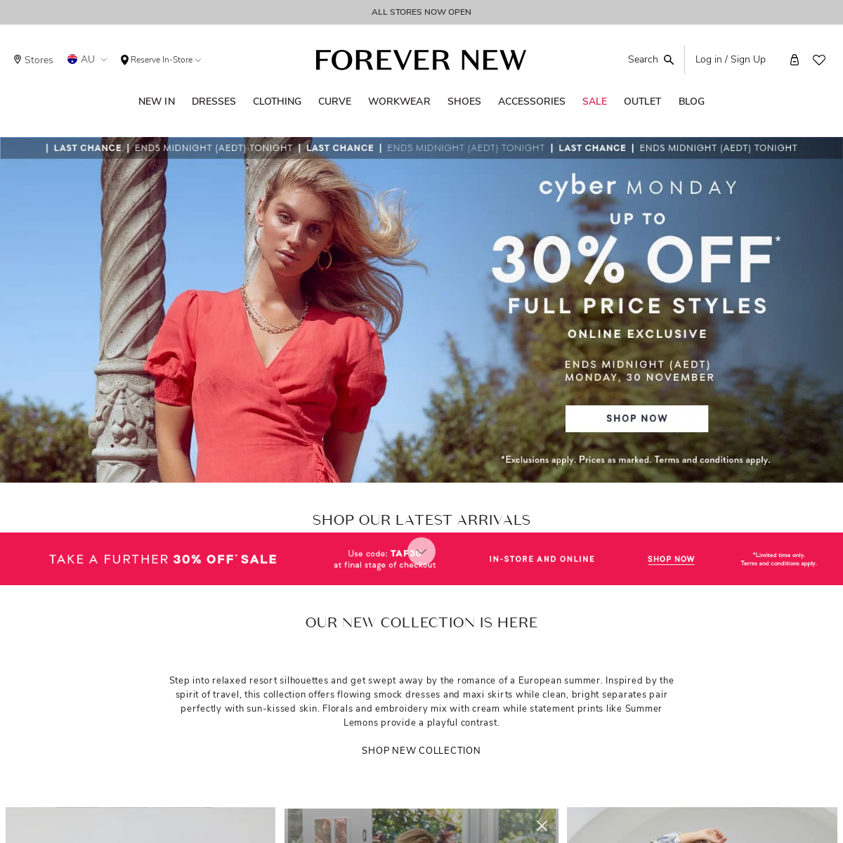 Women`s Clothing - Fashion, Dresses & Outfits - Forever New