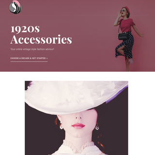 1920s Fashion – Your Online Vintage Style Fashion Advisor!