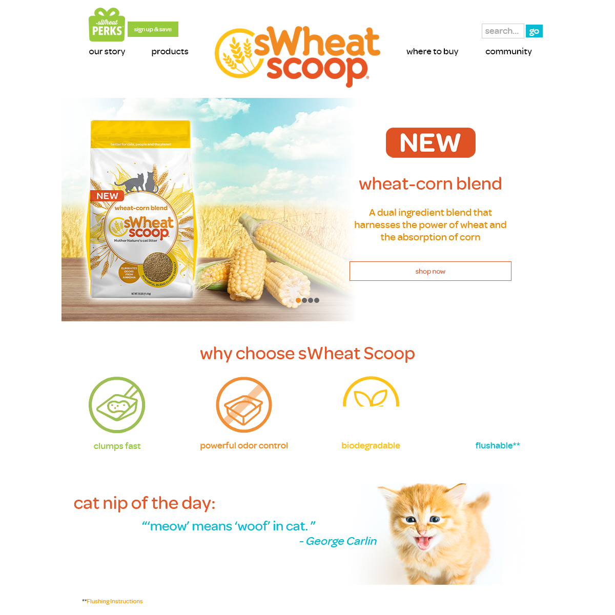 home - sWheat Scoop