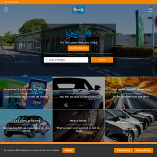IMO Car Wash- The World`s Number 1 Car Wash