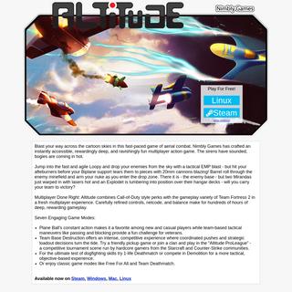 Altitude Game