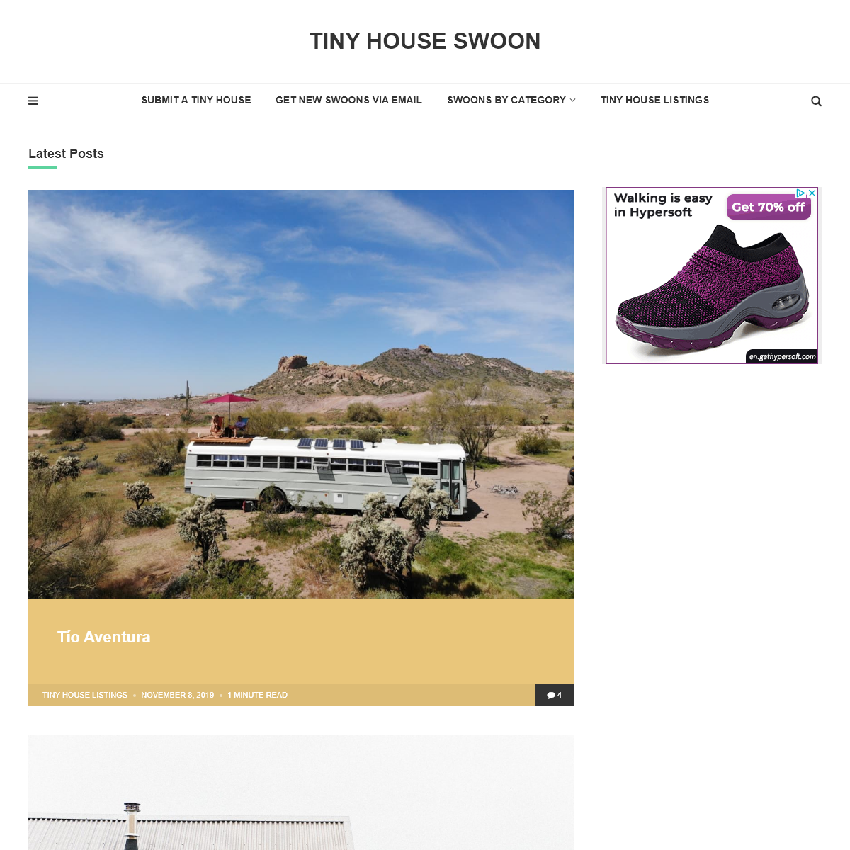 Tiny House Swoon – Inspiration For Your Tiny House Imagination