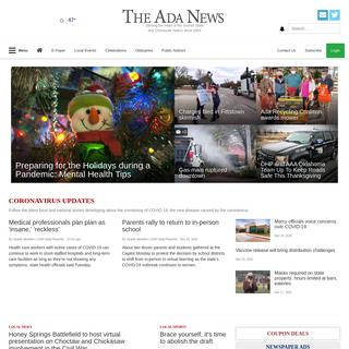 theadanews.com - Your Local Information Source