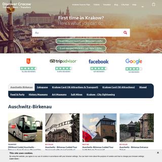 DiscoverCracow.com - Krakow City Tours - Book with Us Today!